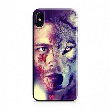 KLAUS VAMPIRE DIARIES iPhone X Case