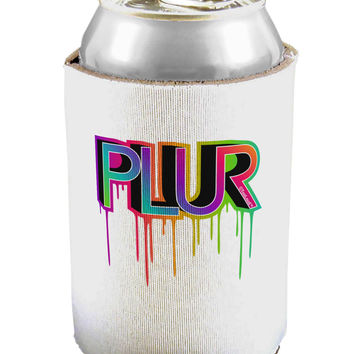 PLUR Paint Can / Bottle Insulator Coolers