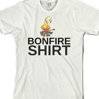 bonfire shirt