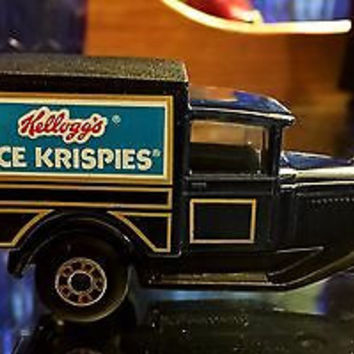 Original Matchbox Model A Ford Rice Krispies Diecast Toy Car New In Package