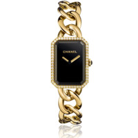 CHANEL PREMIÈRE GEM-SET GOLD PREMIÈRE, CHAIN BRACELET, YELLOW GOLD AND DIAMONDS watch