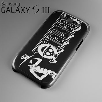 One Piece Manga Characters Case For Samsung Galaxy S3, S4, S5, S6, S6 Edge OP5