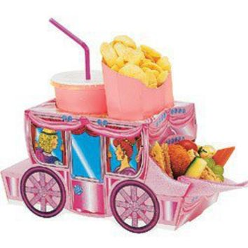 **Princess Carriage Party Food Tray** - Disney Princess Party - Kids' Party Themes - Kids' Party