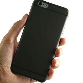 Super Thin iPhone 6 Plus Case Black