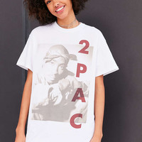 2Pac Tune In Tee - Urban Outfitters