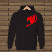 Fairy Tail Guild left hoodie sweet hoodie