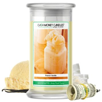French Vanilla | Cash Money Candle®