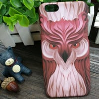 So Cool Luminous 3D Firebird Case Cover for iPhone 5s 6 6s Plus Gift 3