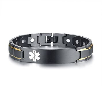 5b496d6cd9186 Shop Custom Medical Bracelets on Wanelo