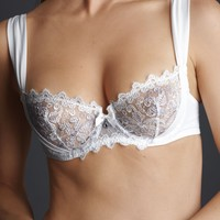 Lilac Smoke Bra in SHOP Attire Underpinnings at BHLDN