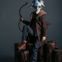 Marlin, 45cm Doll Zone Boy - BJD Dolls, Accessories - Alice's Collections