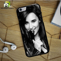 Star,Demi Lovato, iPhone 6S case by Avallen