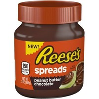 Reese's Spreads Peanut Butter Chocolate Spread, 13 oz - Walmart.com