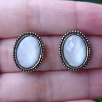 Mini statement earring  from Perfect Poppy
