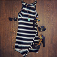 Hepburn Dress - Black