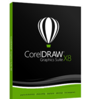 CorelDRAW Graphics Suite X8 Crack - Raza PC