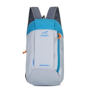 Ultralight Waterproof Canvas School Bag