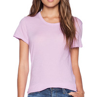 James Perse James Perse Little Boy Tee in Pink