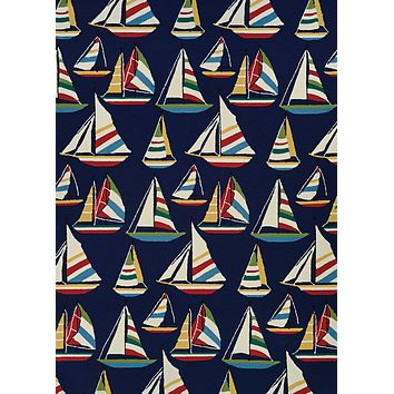 Couristan OUTDOOR ESCAPE Yachting Area Rug