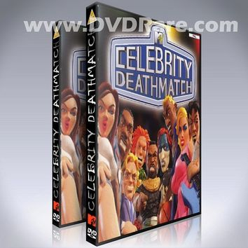 Celebrity Deathmatch DVD Box Set - Seasons 1-4 [CDM] - $94.99 Rare DVD Shop