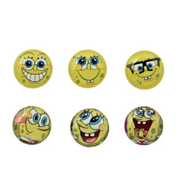 Spongebob Home Button Sticker Button Bundle