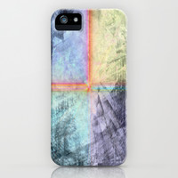 abstract 4  iPhone & iPod Case by Sandy Moulder