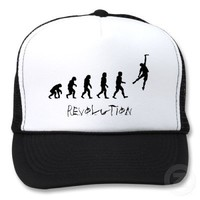 The Revolution Hats from Zazzle.com