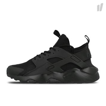 NIKE Original New Arrival Mens HUARACHE RUN ULTRA Running Shoes Breathable  Footwear Super Light For Men