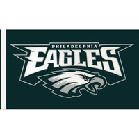 Philadelphia Eagles - Logo 3'X5' Flag