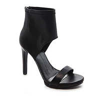 DV by Dolce Vita Savana Ankle Cuff Dress Sandals - Black