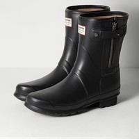 Rag & Bone - Hunter Short Boot, Black