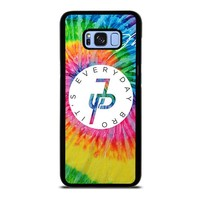 JAKE PAUL EVERYDAY BRO RAINBOW Samsung Galaxy S8 Plus Case Cover