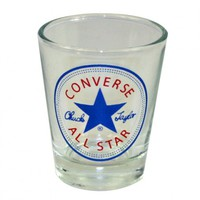 "Converse ""Chuck Taylor"" All Star Logo Shot Glass Your favorite online gift shop!"
