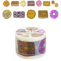 Biscuits by aimez le style washi masking tape