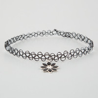 FULL TILT Daisy Stretch Tattoo Choker | Necklaces