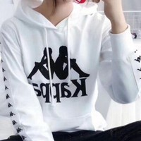 ONETOW Day-First? kappa Men and women Hoodie sweater coat