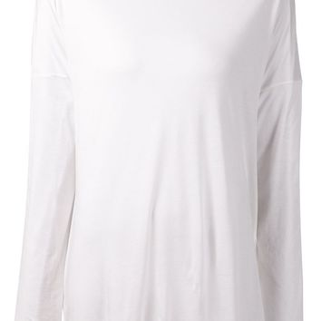 Isabel Benenato loose fit T-shirt