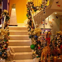 christmas home decorations | Natural Home Design