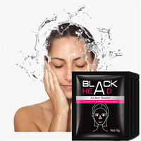 Skin Face Care Blackhead Remove Facial Masks Dead Sea Mud Deep Cleansing Purifying Peel Off Black Mud Facail Face black Mask