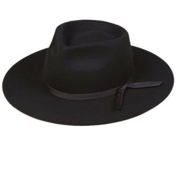 Lack of Color Black Jethro Hat