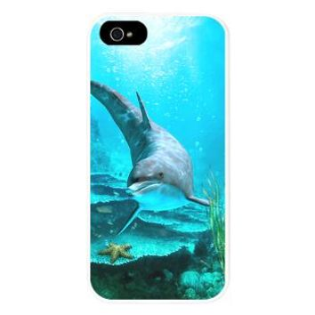 Dolphin iPhone 5 Case> Dolphin> Gatterwe