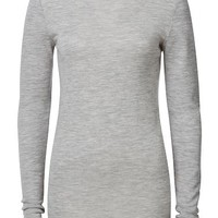 Womens Knitwear | L/S Scooped Knit Top | Seed Heritage