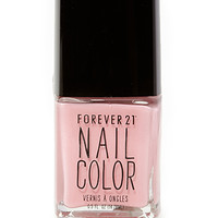 FOREVER 21 Pink Pearl Nail Polish Pink Pearl One