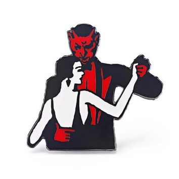 Dance With The Devil Pin