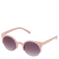 Round Preppy Sunglasses - Sunglasses - Bags & Accessories - Topshop USA