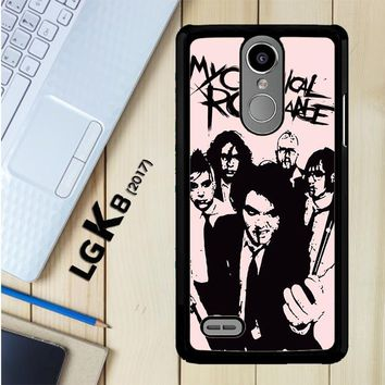 My Chemical Romance V0460 LG K8 2017 / LG Aristo / LG Risio 2 / LG Fortune / LG Phoenix 3 Case