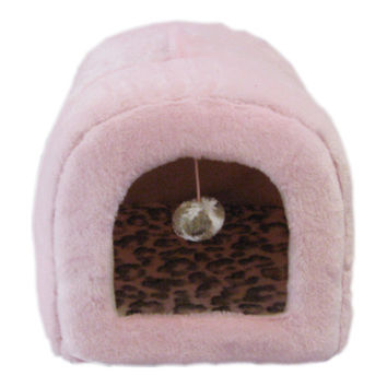 Whisker City® Hooded Cat Bed | Beds | PetSmart