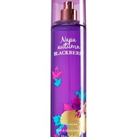 Napa Autumn Blackberry Fine Fragrance Mist   - Signature Collection - Bath & Body Works