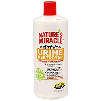 Nature's Miracle Urine Destroyer Stain and Residue Eliminator