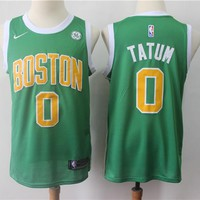 Boston Celtics Jayson Tatum 2018/19 Swingman Jersey – Earned Edition